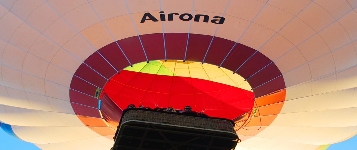 Airona-Our balloon