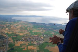 Balloon ride with the best views of Costa Brava